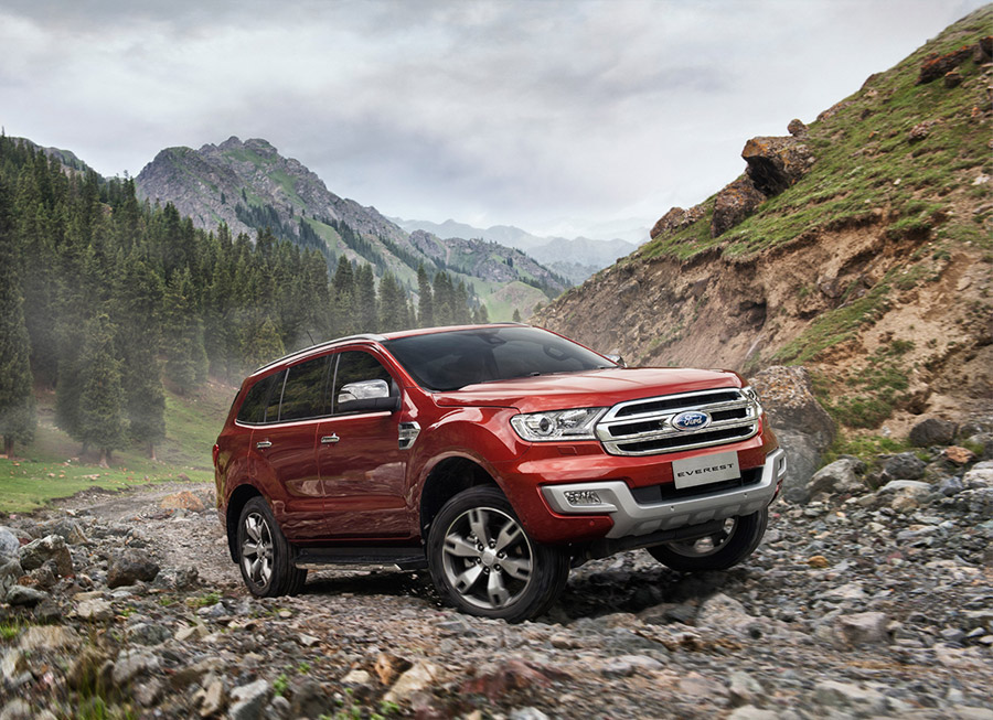 Ford's 6-point vehicle checklist to prep you for a road trip