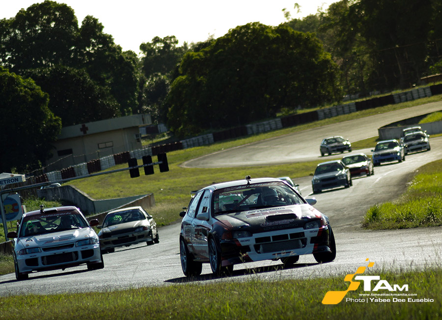Highs and lows for JC Baguisa in GT Radial FlatOut Race Series Rd 1