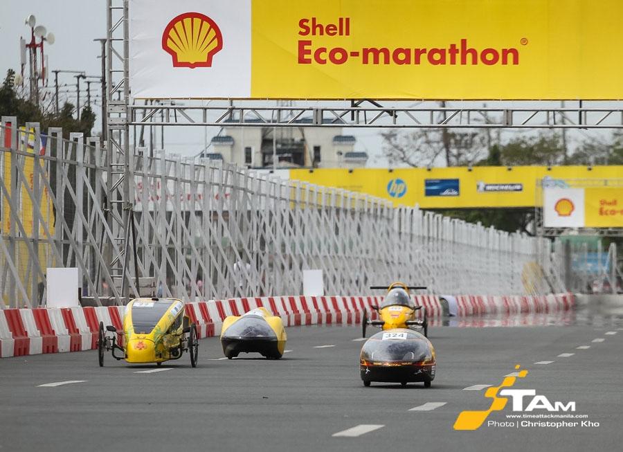 Michelin explains the black art of the Shell Eco-marathon Asia