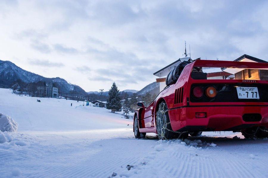 Red Bull F40