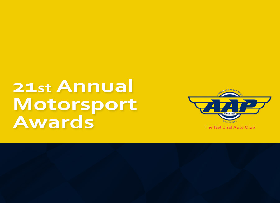 AAP recognizes top drivers in 21st Annual Motorsport Awards