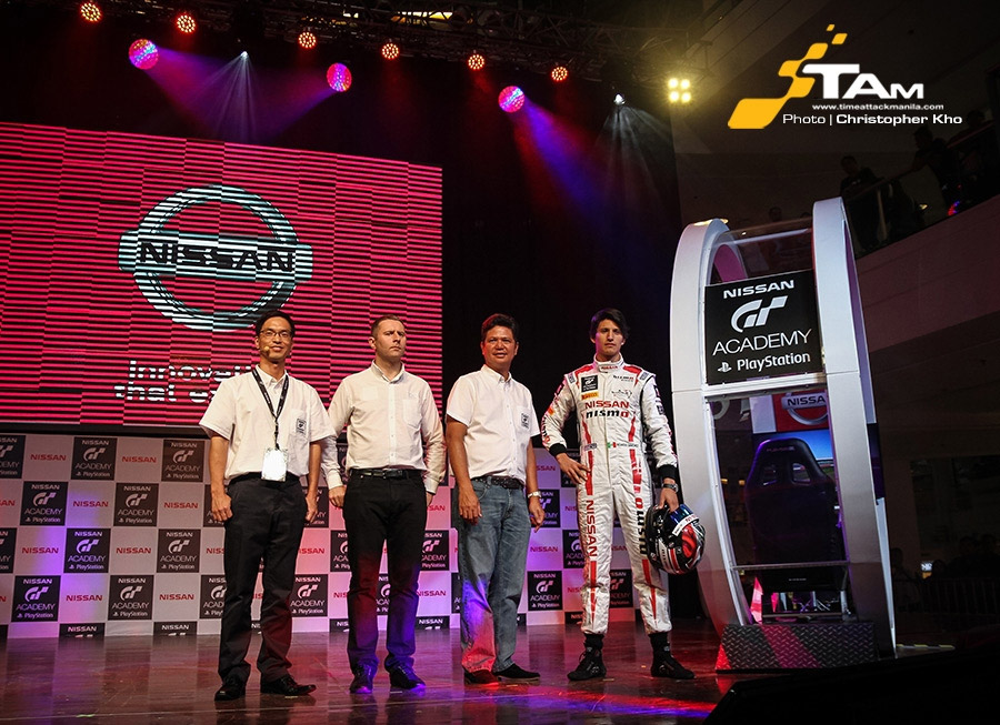 Nissan launches GT Academy in the Philippines
