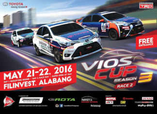 2016 Vios Cup Round 2