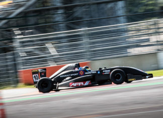 Asian Formula Renault Korea