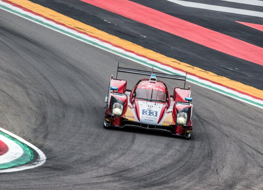 Eurasia Motorsport scores first point-scoring position at 4 Hrs of Imola