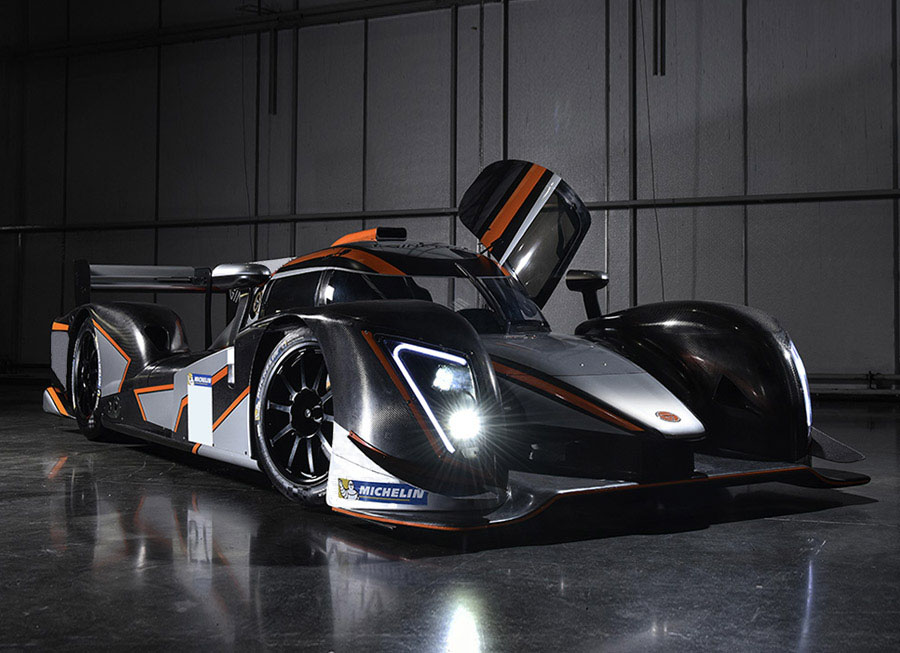 Philippine-based PRT Racing enters LMP3 in Asian Le Mans Series