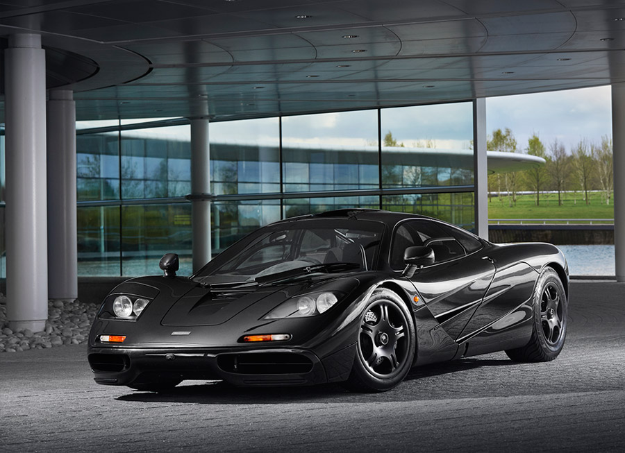 One of the very last McLaren F1 road cars is up for sale