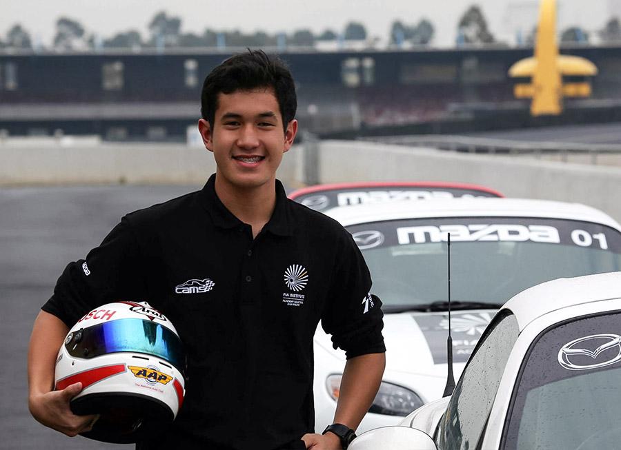 Milo Rivera to test in Italian Formula 4 with DieGi Motorsport