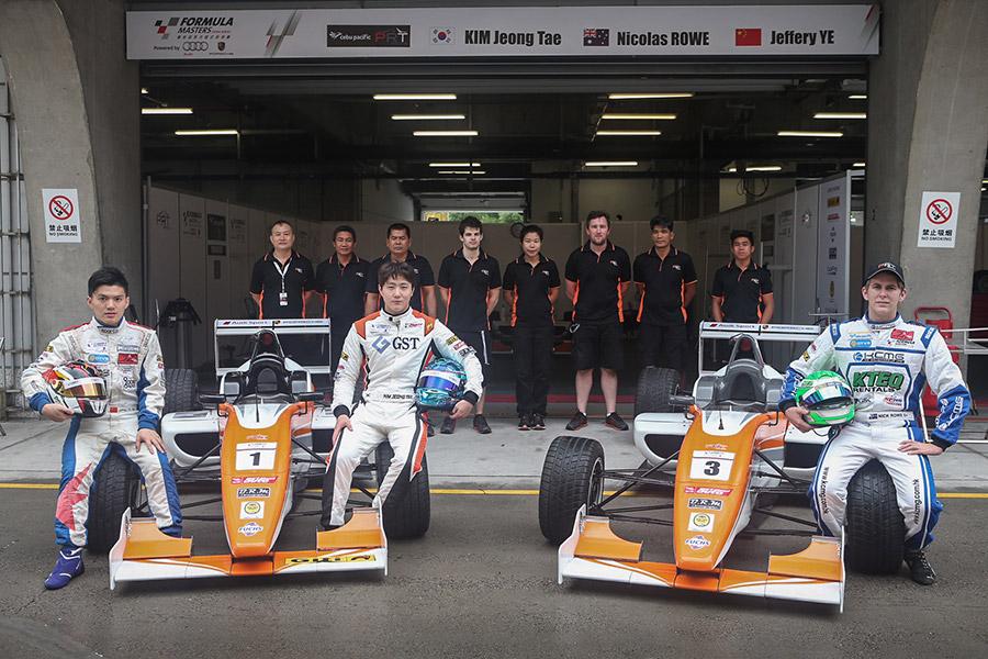 PRT Racing FMCS Shanghai