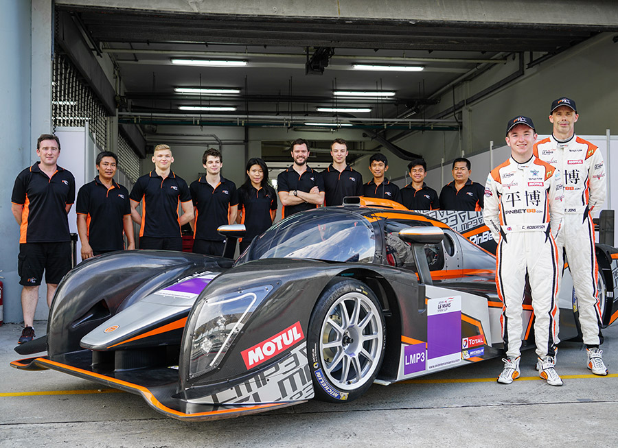 PRT Racing to debut Ginetta LMP3 at Asian Le Mans Sprint Cup this weekend