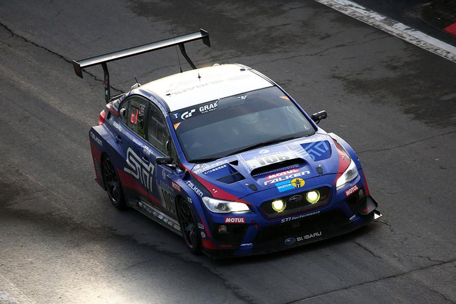 Subaru Nurburgring 2016