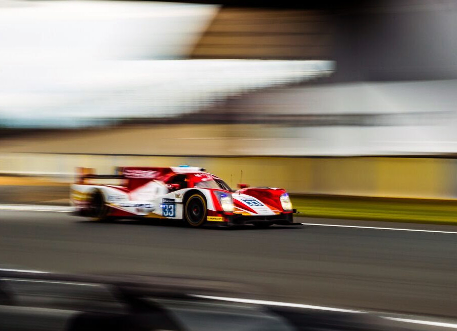 Eurasia Motorsport celebrates 5th place LMP2 finish in 24 Hrs of Le Mans