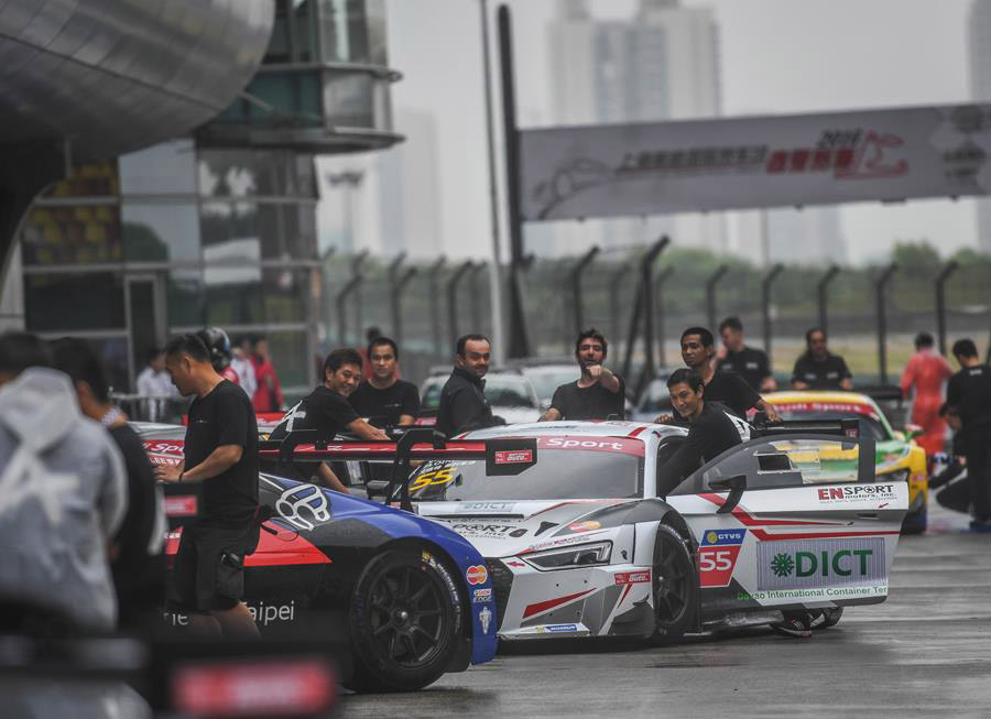 Vincent Floirendo reflects on his first Audi R8 LMS Cup outing