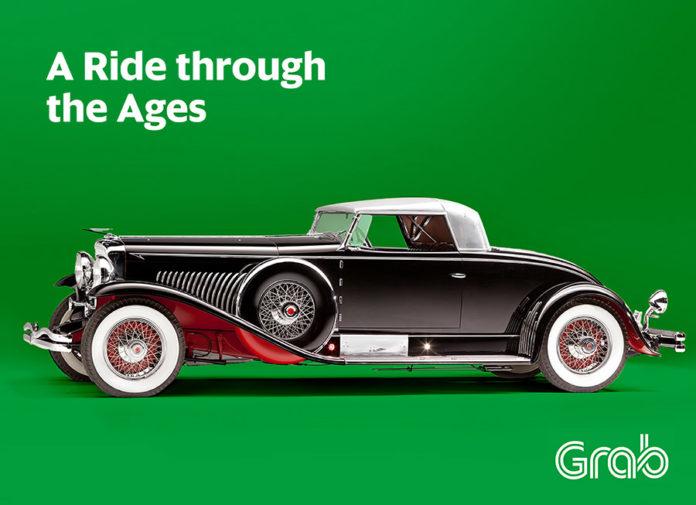 GrabCar Vintage