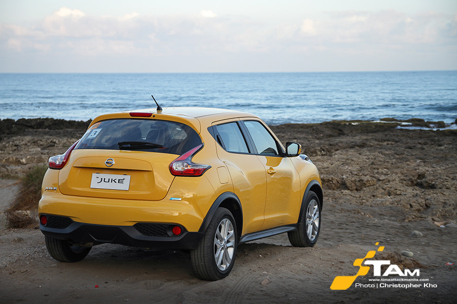 We Find Out If The Nissan Juke Drives As Fun As It Looks