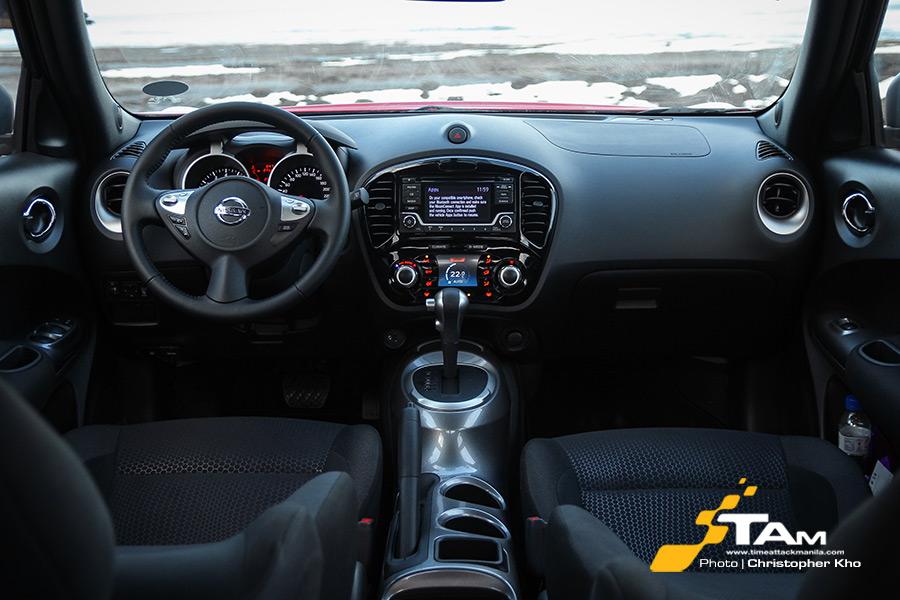 Nissan Juke Drive