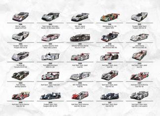Le Mans Winners