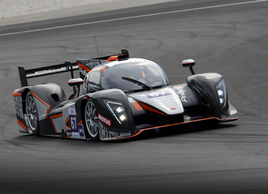 PRT Racing couldn't be happier with Asian Le Mans Sprint Cup podium finish