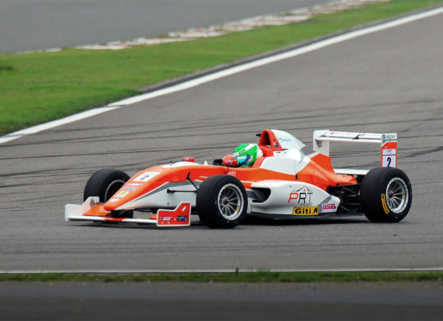 Cebu Pacific Air by PRT adds Thomas Swift to Formula Masters lineup in Zhuhai