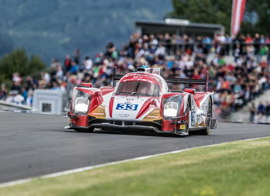 Eurasia Motorsport takes 2nd place in the 4 Hrs of Red Bull Ring