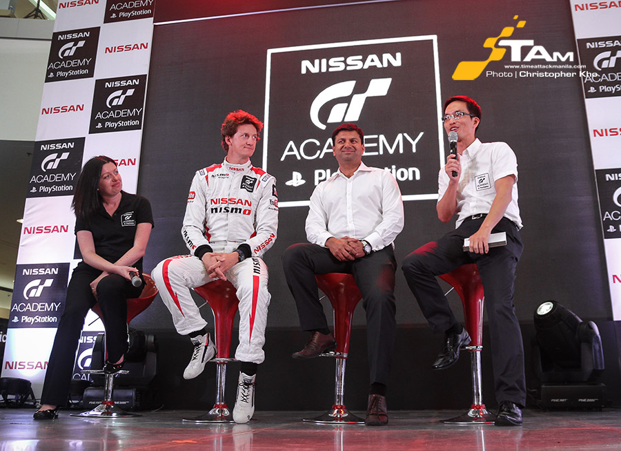 Nissan Ph gives Nissan GT Academy 2016 the green light