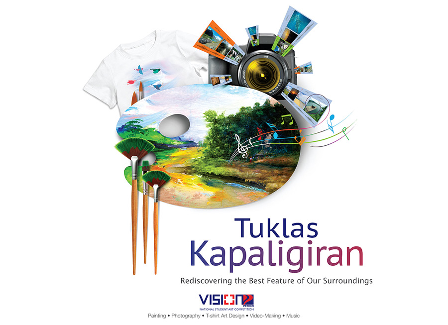 Vision Petron 2016 National Student Art Competition now open for entries