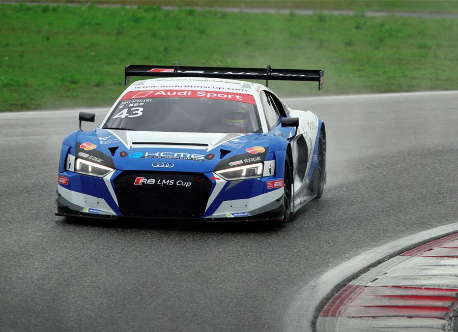 Akash Nandy rejoins KCMG in Audi R8 LMS Cup challenge in Sepang