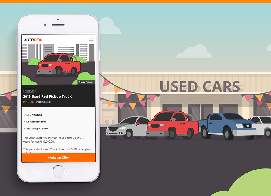 Online car buying platform AutoDeal expands into Used Car Classifieds