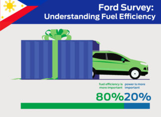 Ford Fuel Efficiency Survey