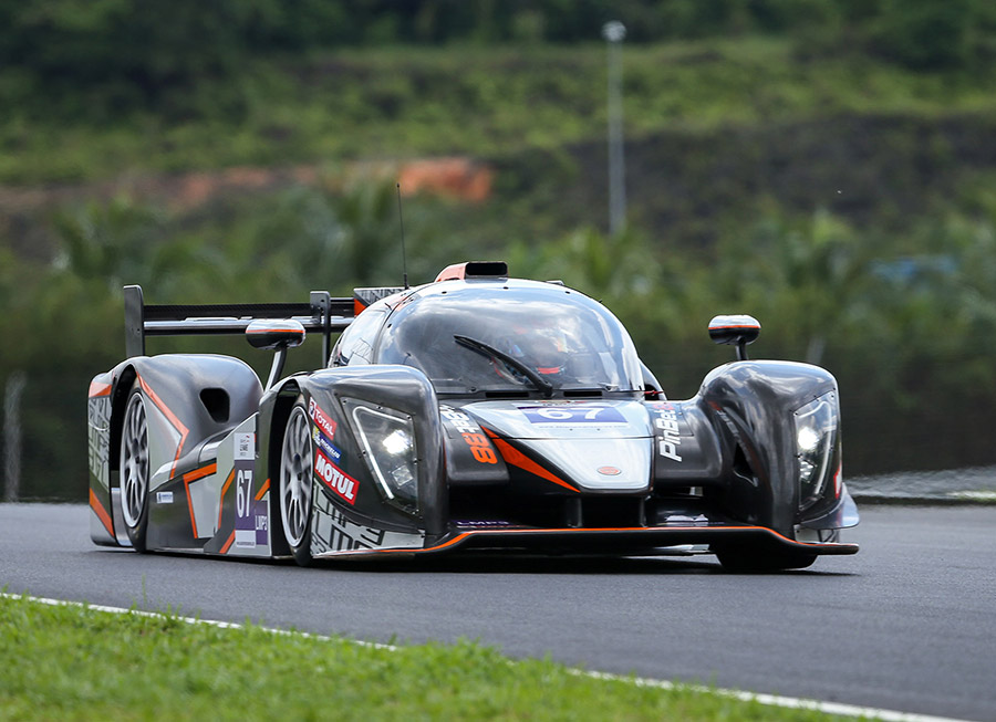 PRT Racing back in Malaysia this weekend for the Asian Le Mans Sprint Cup
