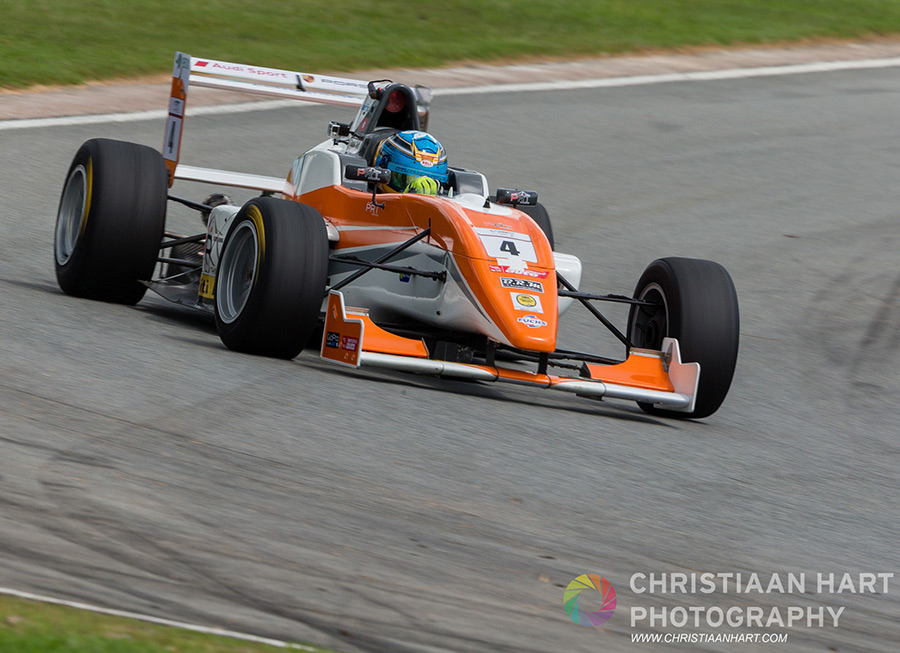 Cebu Pacific Air by PRT is racing the Philippine flag in Sepang this weekend