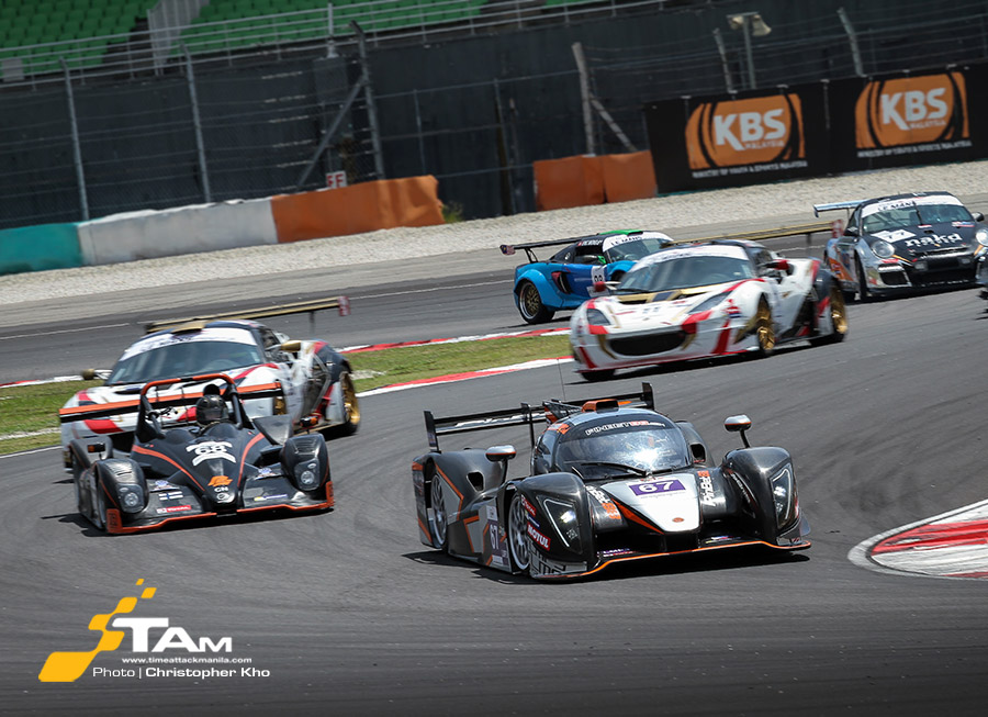 PRT Racing wins their very first Asian Le Mans Sprint Cup race