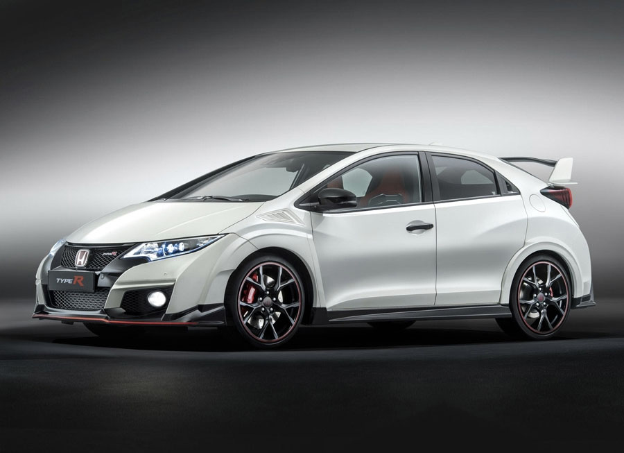 5 years in the making, Honda builds the ultimate Civic Type R