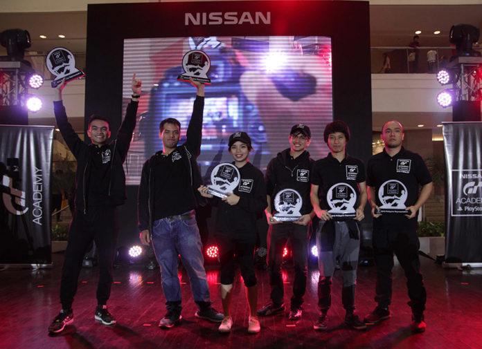 Nissan GT Academy Top 6
