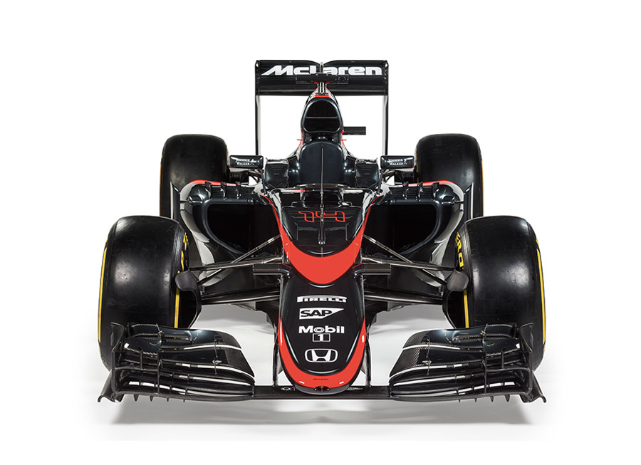 Honda Ph will put a McLaren MP4-30 on display at the 6th PIMS