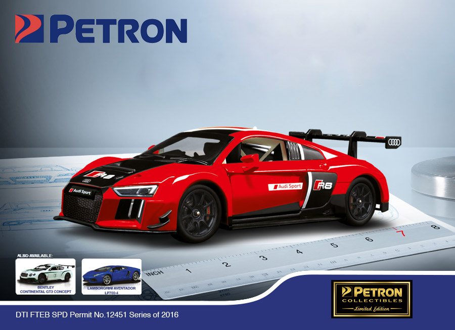 Petron Supercar Series