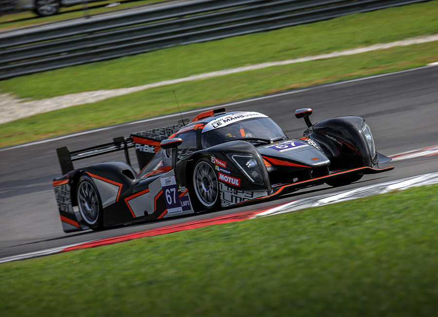 PRT Racing ends Asian Le Mans Sprint Cup debut season 2nd in LMP3 championship