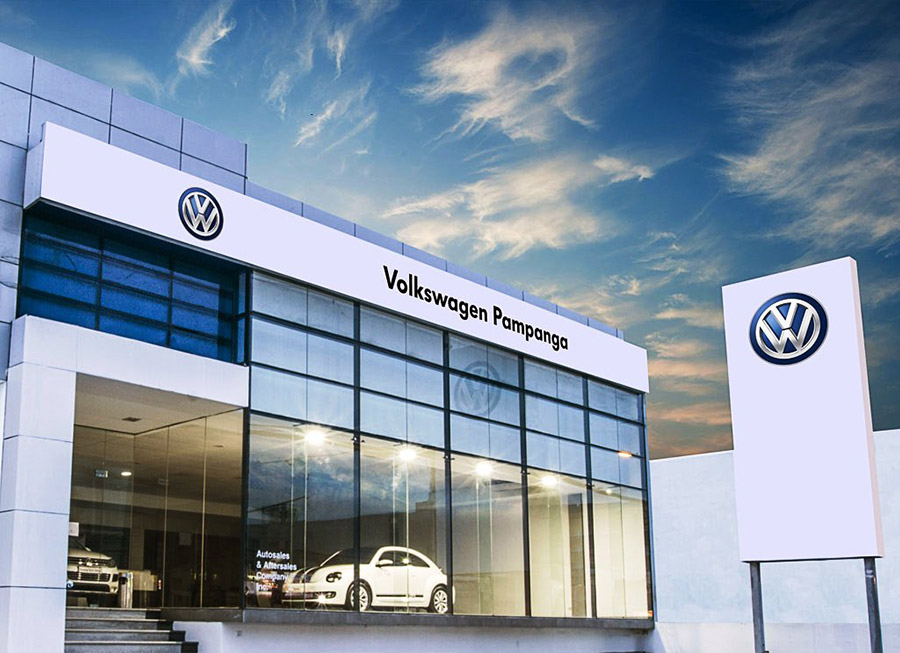 Volkswagen Pampanga is now VW's 6th dealership in the Ph