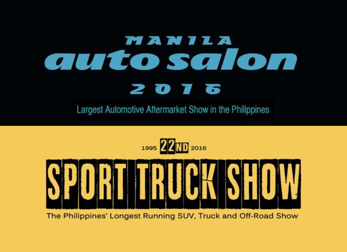 Manila Auto Salon 2016