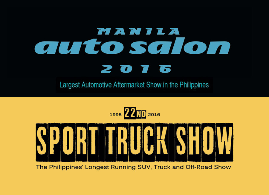 Manila Auto Salon + Sport Truck Show will be an aftermarket heaven in November