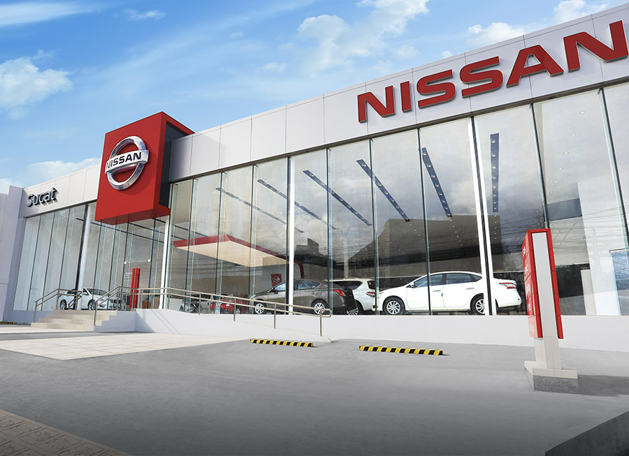 Nissan Sucat is now Nissan's prettiest dealership in the country