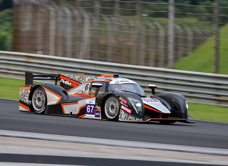 PRT Racing is the only team to race the Philippine flag at the 4 Hrs of Zhuhai