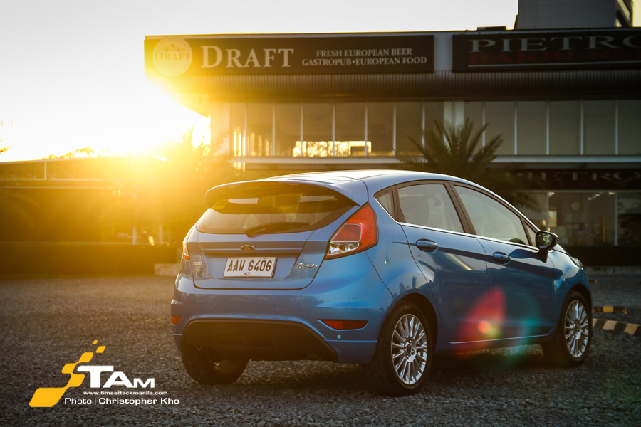 2015 Ford Fiesta EcoBoost
