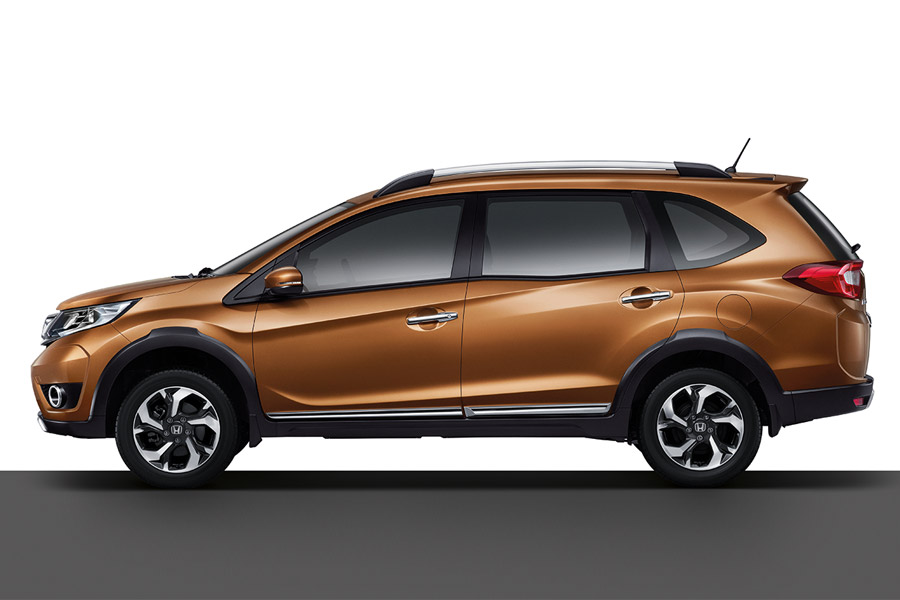 Getting An Entry Level Honda Br V Will Only Cost You