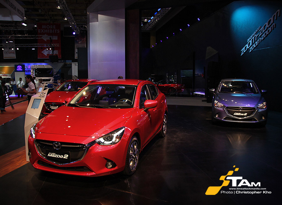 Take your pick, the all-new Mazda 2 is now in the Ph with 4- and 5-doors