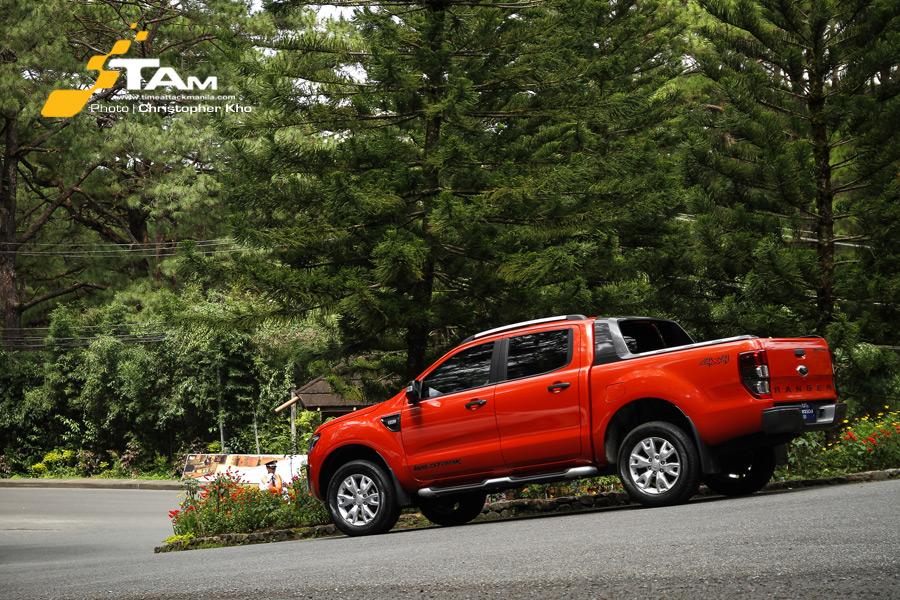 Ford Ranger Drive