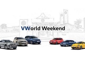 VWorld Weekend