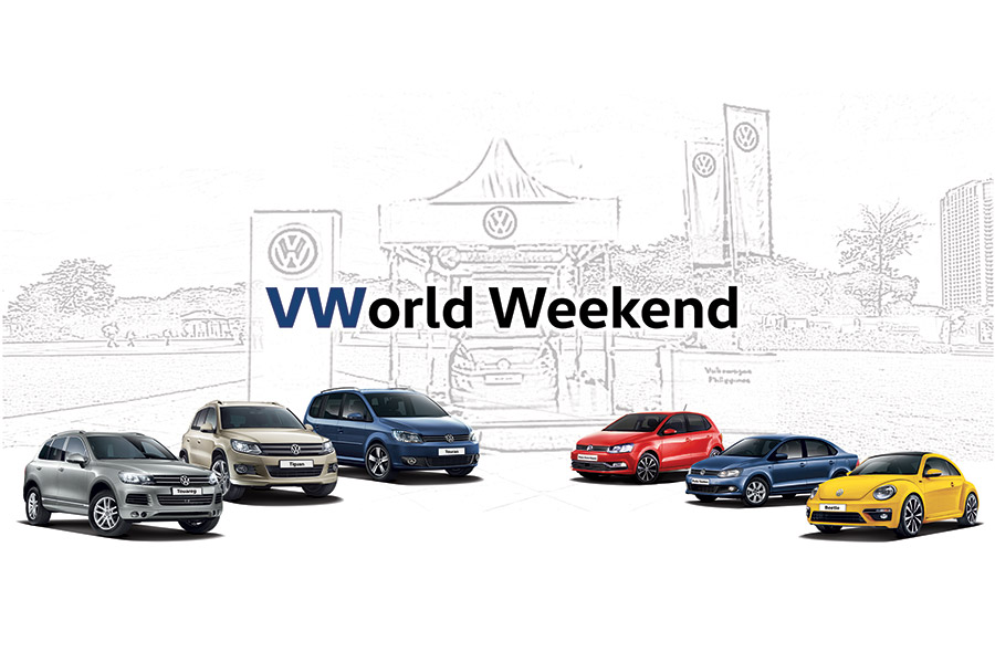 VWorld Weekend is something you should check out this November 12/13