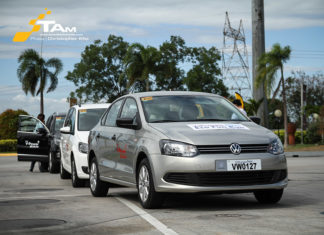 VW Fuel Eco Fun Run