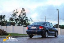 VW Polo Test Drive